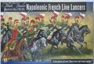 Warlord Games 28mm WGN-FR-13 Napoleonic French Line Lancers